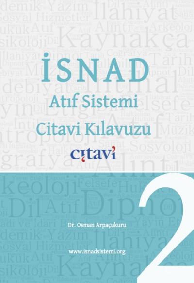 İSNAD Atıf Sistemi 2. Edisyon Citavi Şablonu Kullanım Kılavuzu